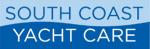 south coast yacht care logo