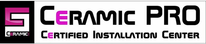 Ceramic Pro Logo | South Coast Yacht Care Certified