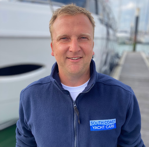 David Paxton - South Coast Yacht Care